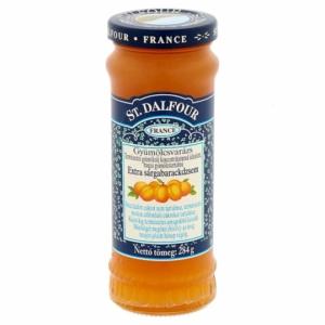 St.Dalfour gyümölcsvarázs extra  sárgabarackdzsem 284g