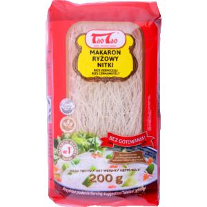 Tao Tao rizsteszta cérnametélt gluténmentes 200g