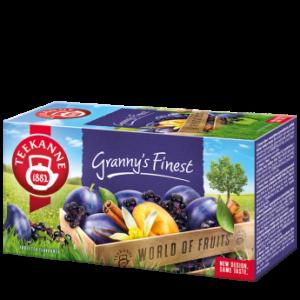 Teekanne Granny's Finest tea - 20 filter 50g