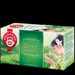 Teekanne Green Tea Jasmine tea - 20 filter 35g