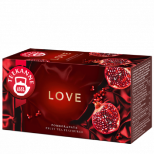 Teekanne Love tea -20 filter 50g