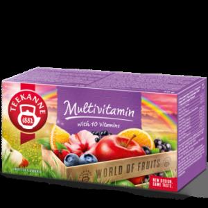 Teekanne Multivitamin tea - 20 filter 50g