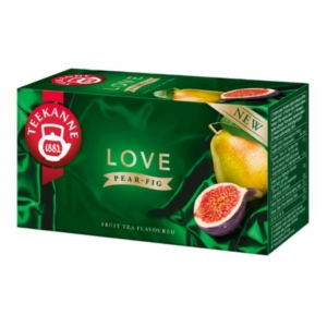 Teekanne Pear Fig tea - 20 filter 40g