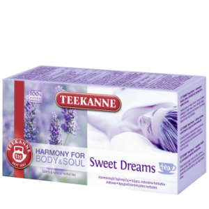 Teekanne Sweet Dreams tea - 20 filter 34g