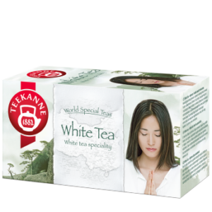 Teekanne White Tea - 20 filter 25g