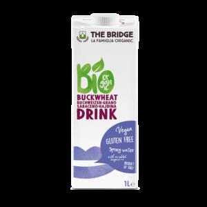 The Bridge bio hajdina és rizsital 1000ml