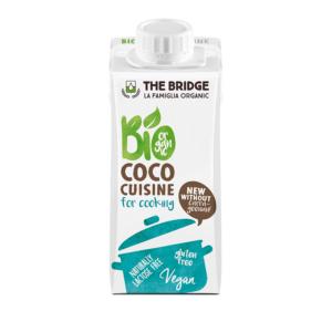 The Bridge bio kókuszkrém főzéshez 200ml