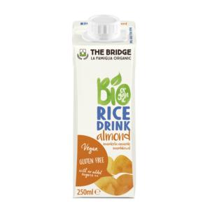 The Bridge bio mandulás rizsital 250ml