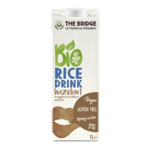 The Bridge bio mogyorós rizsital 1000ml