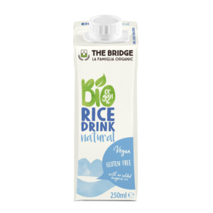 The Bridge bio rizsital natúr 250ml