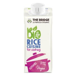The Bridge bio rizskrém főzéshez 200ml