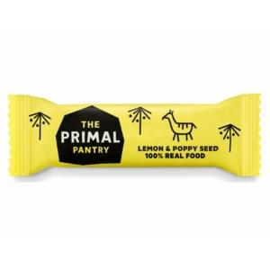 The Primal Pantry citrom és mák  szelet 45g
