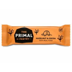 The Primal Pantry mogyoró és kakaó  szelet 45g