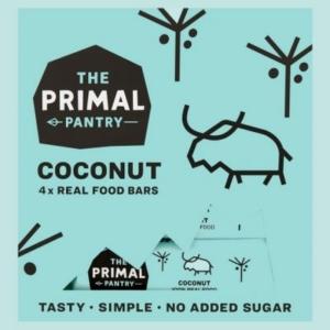 The Primal Pantry multipack kókuszos szeletek 4x30g