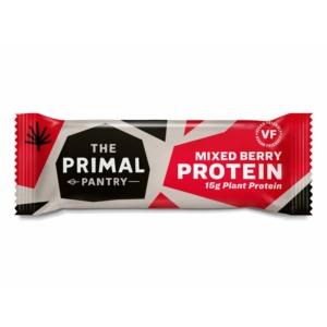 The Primal Pantry vegyes gyümölcs protein szelet 55g