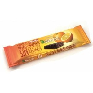 Torras Stevia narancsos étcsokoládé  édesítőszerrel 35g