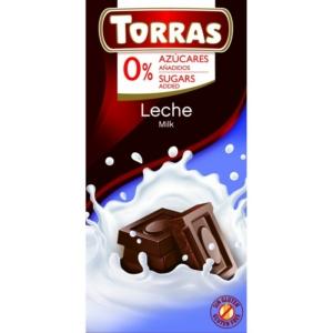Torras tejcsokoládé 75g