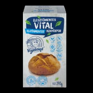 Vegabond kenyérpor élesztőmentes Vitál 290g