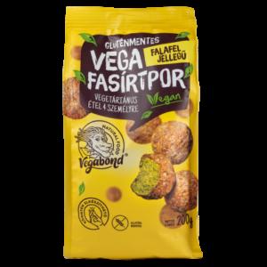Vegabond vega fasírtpor, gluténmentes, falafel jellegű 200g