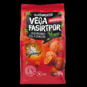 Vegabond vegafasirtpor, gluténmentes, magyaros 200g