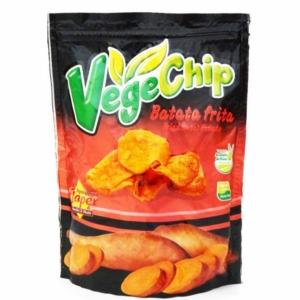 VegeChip zöldség chips édesburgonya 70g