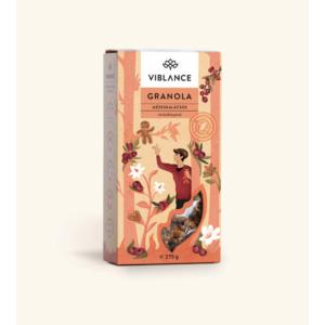 Viblance mézeskalácsos granola 275g