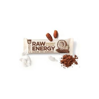 Bombus energy szelet kókusz és kakaó 50g