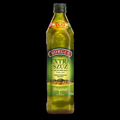 Borges extra szűz olívaolaj üveges 750ml