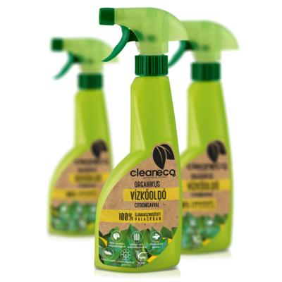 Cleaneco organikus vízkőoldó citromsavval 0,5l