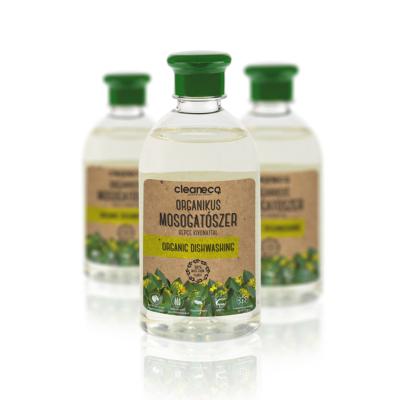 Cleaneco organikus mosogatószer repce kivonattal 0,5l