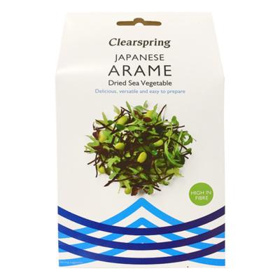 Clearspring japán arame szárított tengeri alga 30g