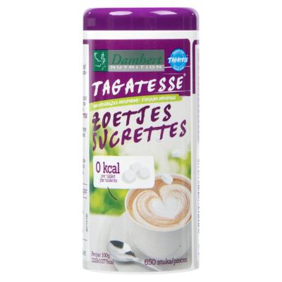 Damhert Nutrition Tagatesse adagolós édesítőszer 650 tabletta 32g