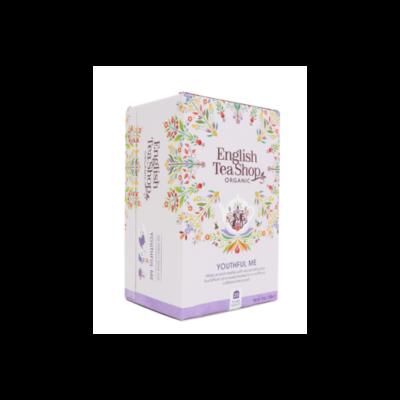 English Tea Shop Youthful Me koffeinmentes bio tea - 20 filter 30g