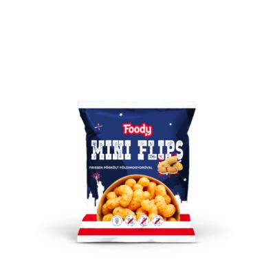 Foody Free földimogyorós kukorica mini flips 30g