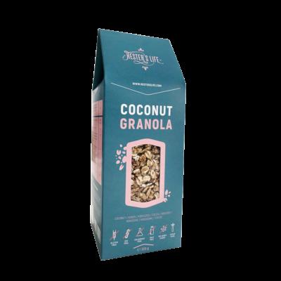 Hester's Life Coconut Granola - kókuszos granola 320g