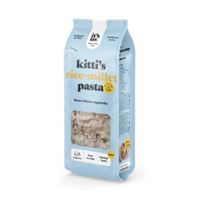 It's us Kitti's rizses-köleses tészta nagykocka 200g
