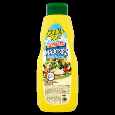Kalocsai majonéz édesítőszerrel 670 ml