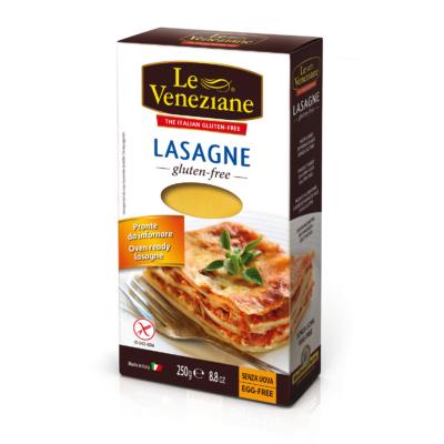 Le Veneziane tészta lasagne 250g