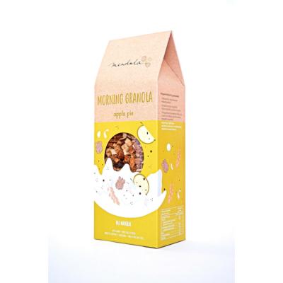 Mendula Morning Granola: almás-fahéjas granola 300g