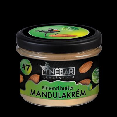 Nébar naturpro mandulakrém 180g