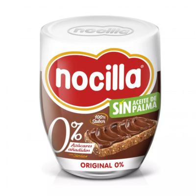 Nocilla kakaókrém hozzáadott cukor nélkül 190g