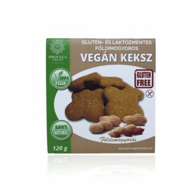 Provagatrend gluténmentes vegán földimogyorós keksz 120g