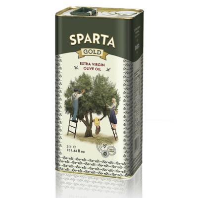 Sparta Gold extra szűz olívaolaj 3l