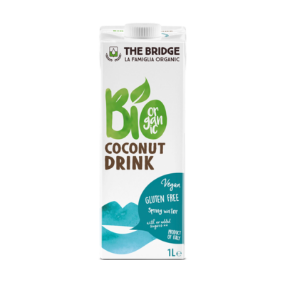 The Bridge bio kókuszital 1000ml