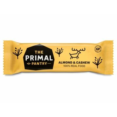 The Primal Pantry mandula és kesudió  szelet 45g