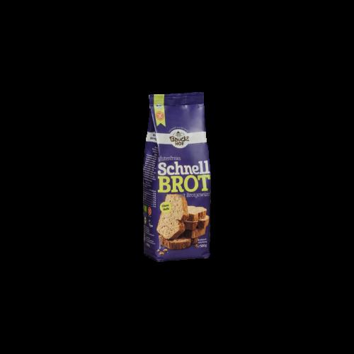 Bauckhof bio gyorskenyér keverék kenyérfűszerekkel 500g