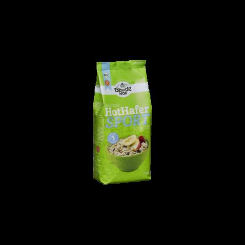 Bauckhof bio meleg  sport zabkása - fehérjedús 400g