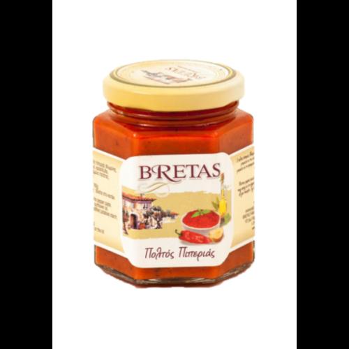 Bretas grillezett florin paprika paszta 190g