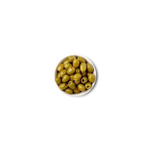 Bretas olajbogyó - zöld, magozott, zacskós 180g