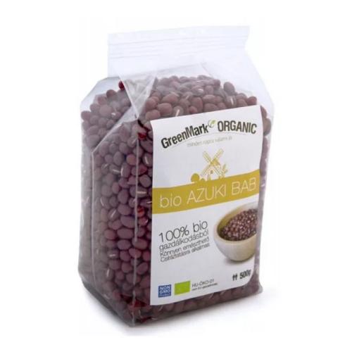 GreenMark  Organic bio adzuki bab 500g